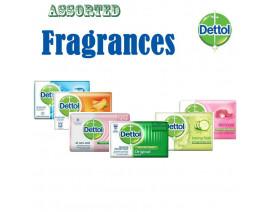 Dettol Original Anti-Bacterial Bar Soap Assorted Fragrances - Case