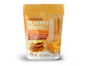 Back To Basics Natural Pumpkin Chips - Case