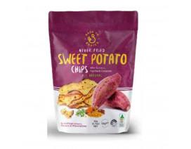 Back To Basics Sweet Potato Chips - Case