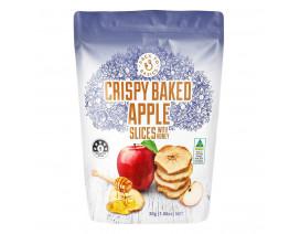 Back to Basics Crispy Baked Apple Slice With Honey - Case