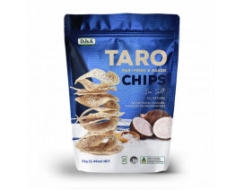 DJ&A Taro Crispy Baked Chips Sea Salt - Case