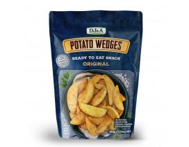 DJ&A Potato Wedges Original - Case