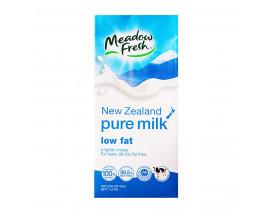 Meadow Fresh Pure Milk Low Fat (Buy 1 case n get 1 case free) - Case