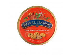 Royal Dansk Cozy Winter Limited Edition Cookies Collection - Case