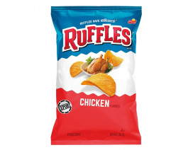 Ruffles Chicken Potato Chips - Case