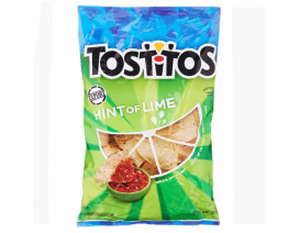 Tostitos Hint of Lime Tortilla Chips - Case