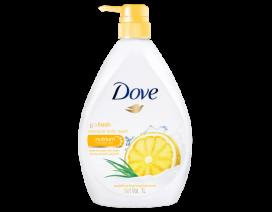 Dove Go Fresh Energize Body Wash - Case