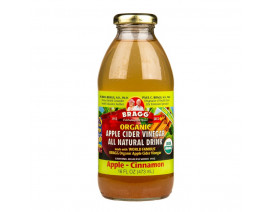 Bragg Apple Cider Vinegar Apple Cinnamon - Case