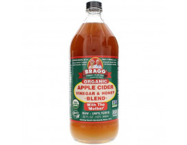 Bragg Apple Cider Vinegar Honey Blend - Case