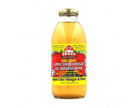 Bragg Apple Cider Vinegar & Honey - Case