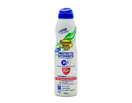 Banana Boat Protect & Hydrate Sunscreen SPF50+ Continuous Spray Lotion - Case