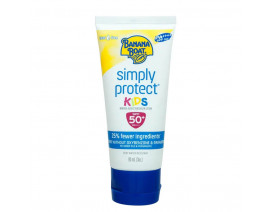 Banana Boat Simply Protect Kids SPF50+ Tube Lotion - Case