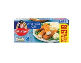Birds Eye 30's Cod Fillet Fish Fingers - Case