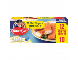 Birds Eye 12/10 Omega 3 Fish Fingers - Case