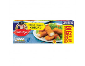 Birds Eye 28's Omega 3 Fish Finger - Case