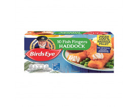 Birds Eye 10's Haddock Fish Finger - Case