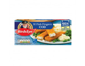 Birds Eye 10's Cod Fish Finger - Case