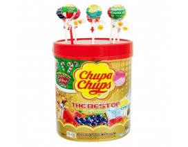Chupa Chups The Best of Jar 100s - Case