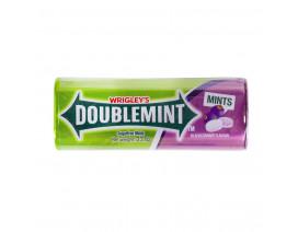 Doublemint Blackcurrant Mint Candy - Case