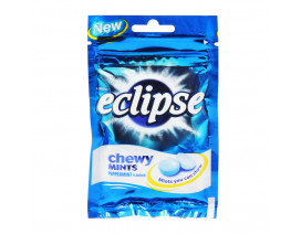 Eclipse Chewy Mints Peppermint Candy - Case