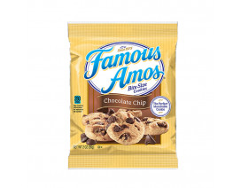 Famous Amos Chocolate Chip Cookies Regular - Case