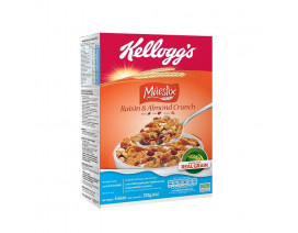 Kellogg's Raisin & Almond Mueslix Cereal - Case