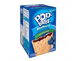Kellogg's Pop Tarts Blueberry - Case