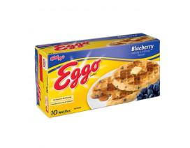 Kellogg's Eggo Blueberry Waffles - Case