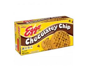 Kellogg's Eggo Choc Chip Waffles - Case