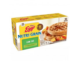 Kellogg's Eggo Nutri Grain Low Fat Waffles - Case