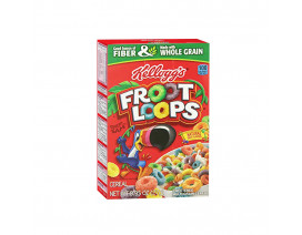 Kellogg's Froot Loops Cereal - Case