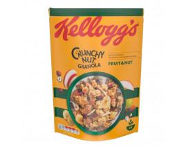 Kellogg's Crunchy Nut Oat Granola Fruit & Nut Cereal - Case