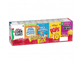 Kellogg's Variety School Pack 10's Cereal - Case