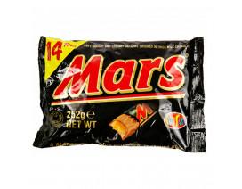 Mars Funsize Chocolate Bar 14s - Case
