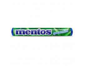 Mentos Spearmint Chewy Candy Roll - Case