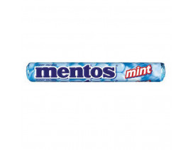 Mentos Mint Chewy Candy Roll - Case
