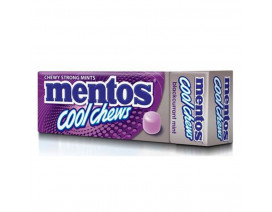 Mentos Cool Chews Blackcurrant Mint Box - Case