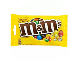 M&M's Milk Chocolate Peanut Bag - Case