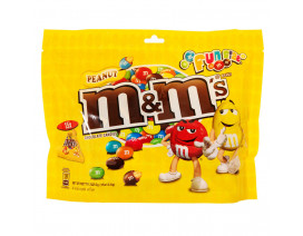 M&M's Milk Chocolate Peanut Funsize - Case
