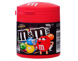 M&M's Milk Chocolate Canister - Case