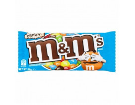 M&M's Crispy Chocolate - Case