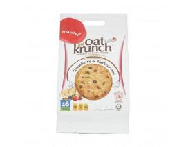 Munchy's OatKrunch Strawberry & Blackcurrant 1's - Case