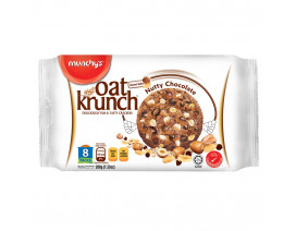 Munchy's OatKrunch Nutty Chocolate 8's - Case