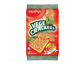 Munchy's Lexus Vegetable Calcium Cracker 10's - Case