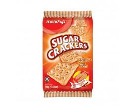 Munchy's Crackers Sugar Cracker 3's - Case