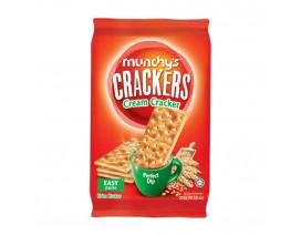Munchy's Crackers Cream Crackers 12's - Case