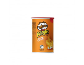 Pringles Potato Crisps Cheesy Cheese - Case