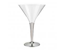 Sabert 5oz Martini Glass Clear - Case