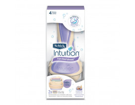 Schick Intuition Coconut Razor Kit 2s - Case