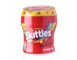 Skittles Biggie Bottle Original Fruits Candy - Case